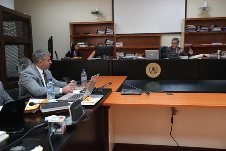 CSJ confirma que el general Érick Melgar Padilla no goza de inmunidad