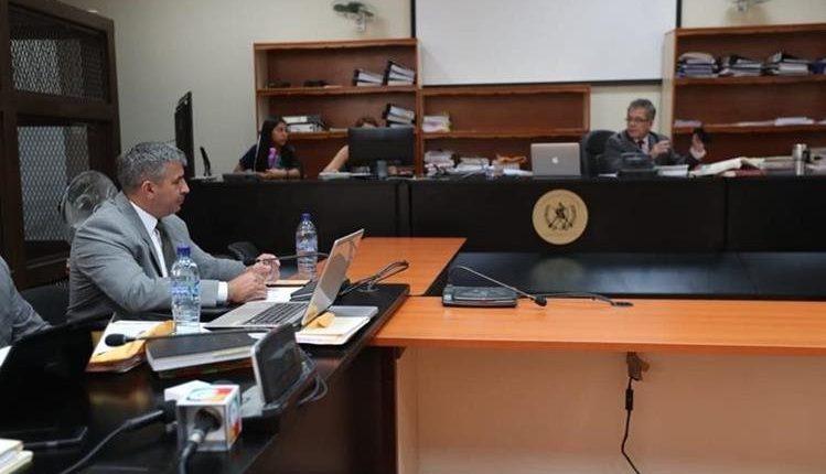 El general Erick Fernando Melgar Padilla no goza de inmunidad, según la CSJ. (Foto Prensa Libre: Hemeroteca)