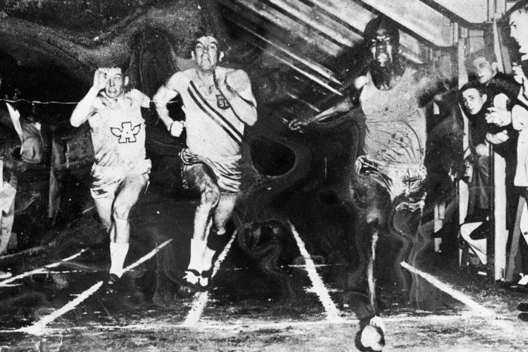 Kofi Annan se destacó como atleta batiendo varios récords en  Macalester College, Minnesota, USA, 1960-1961.