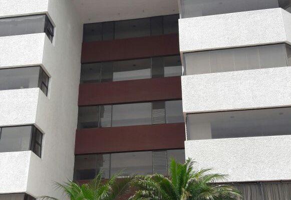 El apartamento de Orellana Donis está inmovilizado y se espera un juicio de extinción. (Foto Prensa Libre: MP)