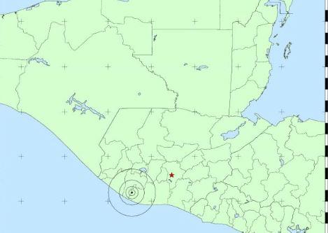 Según el Insivumeh, el movimiento sísmico ocurrió en Escuintla. (Foto: Prensa Libre)