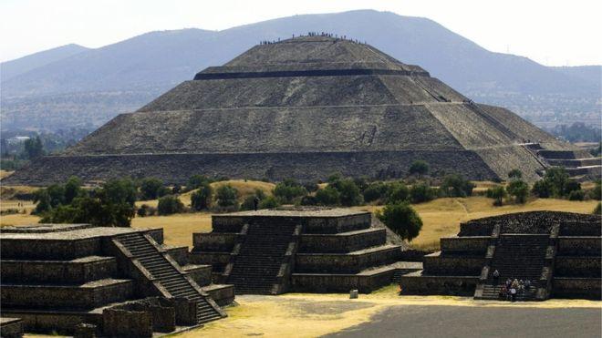 México: el revelador hallazgo que le da un nuevo significado al nombre de la ciudad prehispánica de Teotihuacán
