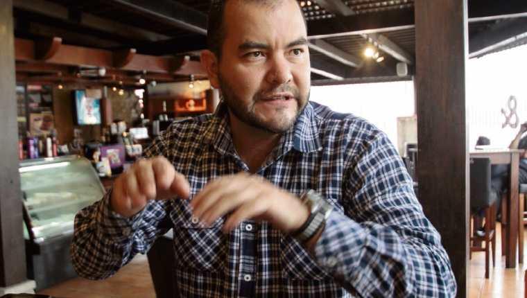 Alejandro Chacón, gestor ambiental de Repsa, defendió la inocencia de la compañía en la contaminación del río La Pasión.