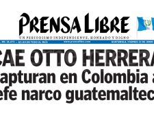 Titular de Prensa Libre del 22 de junio de 2007. (Foto: Hemeroteca PL)