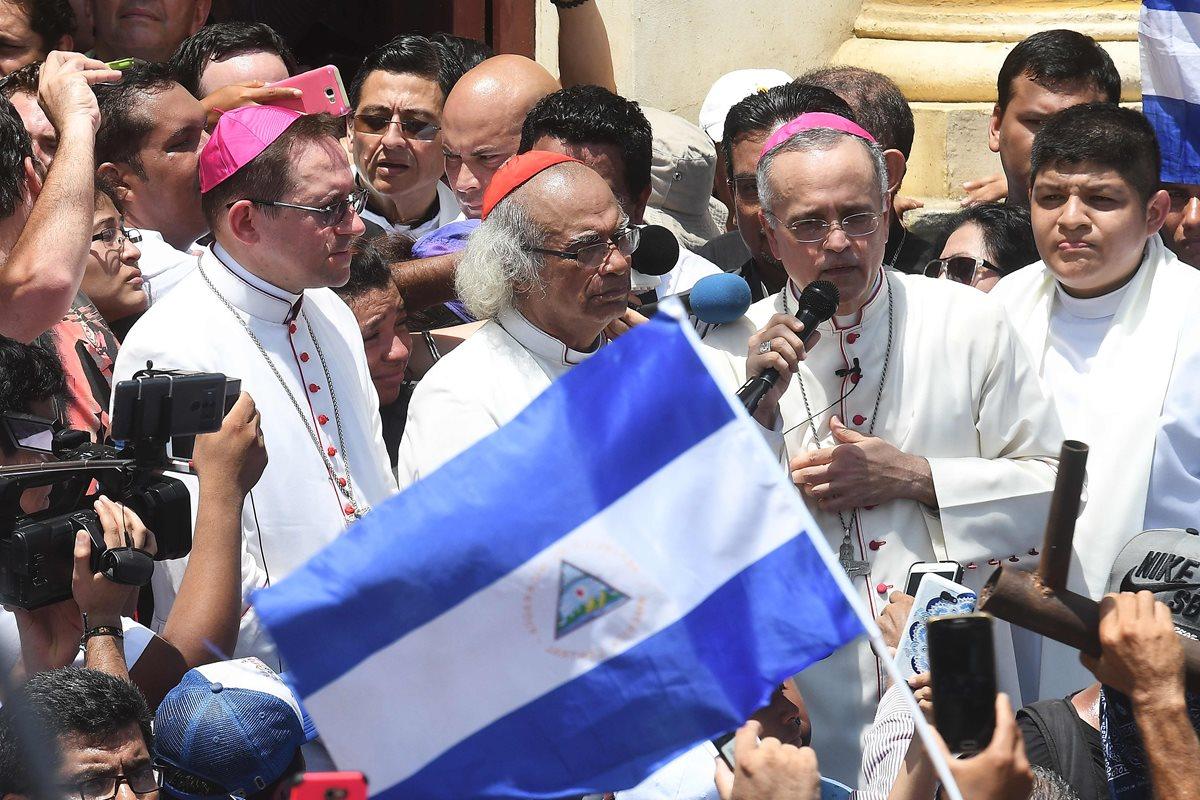 Diálogo se reanudará en Nicaragua después que CIDH presente informe en OEA