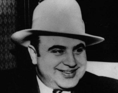 Al Capone fue uno de los mafioso más famosos en Estados Unidos, pero también fue un esposo dedicado. GETTY IMAGES