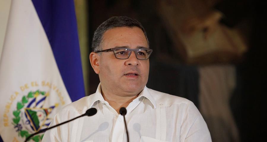 Expresidente salvadoreño Mauricio Funes, asilado en Nicaragua. (Foto: Hemeroteca PL)