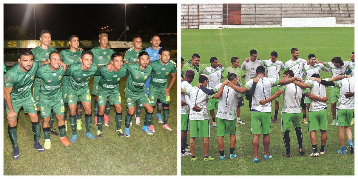 Antigua GFC y Guastatoya definirán quién representará a Guatemala en la Concachampions