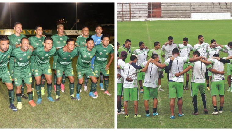 Antigua GFC o Guastatoya representará a Guatemala en la Liga de Campeones de la Concacaf. (Foto Prensa Libre: Hemeroteca PL)