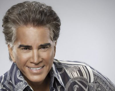 El cantante venezolano José Luis Rodríguez cumple este domingo 75 años. El año pasado se sometió a un trasplante de doble pulmón. (Foto Prensa Libre: Tomada de internet).