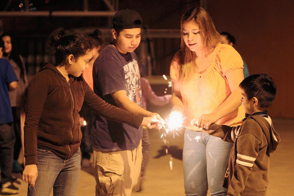 Consejos para prevenir quemaduras en estas fiestas