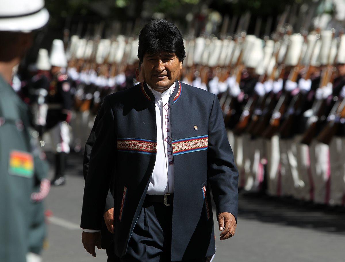 """EE. UU. tilda de """"absurda"""" acusación de Bolivia"""