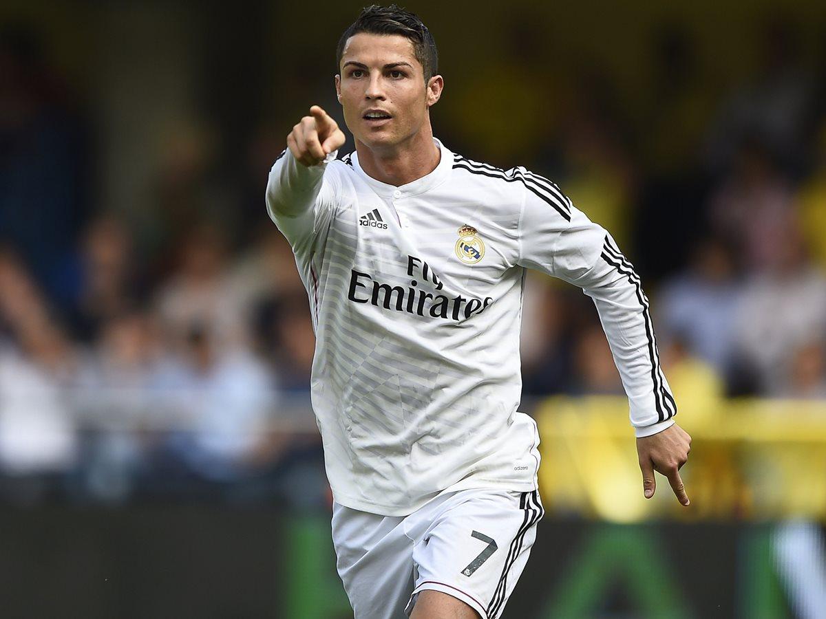 Cristiano Ronaldo es la estrella del Real Madrid y espera conquistar su segunda Champions al hilo. (Foto Prensa Libre: Hemeroteca PL)
