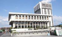 Diputados pretenden reformar la Ley de la Carrera Judicial.  (Foto Prensa Libre: Hemeroteca PL)