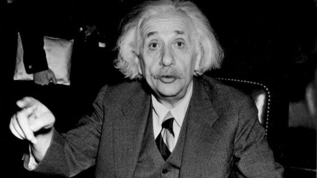 El pensamiento de Einstein sobre la religión estuvo muy influenciado por la obra del filósofo Baruch Spinoza. CENTRAL PRESS