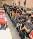 La iniciativa de ley de aceptación de cargos busca descongestionar las cárceles en el país. (Foto Prensa Libre: Hemeroteca PL)
