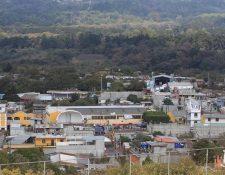 Panimaquin es un sector de San Bartolomé Milpas Altas. (Foto: Hemeroteca PL)