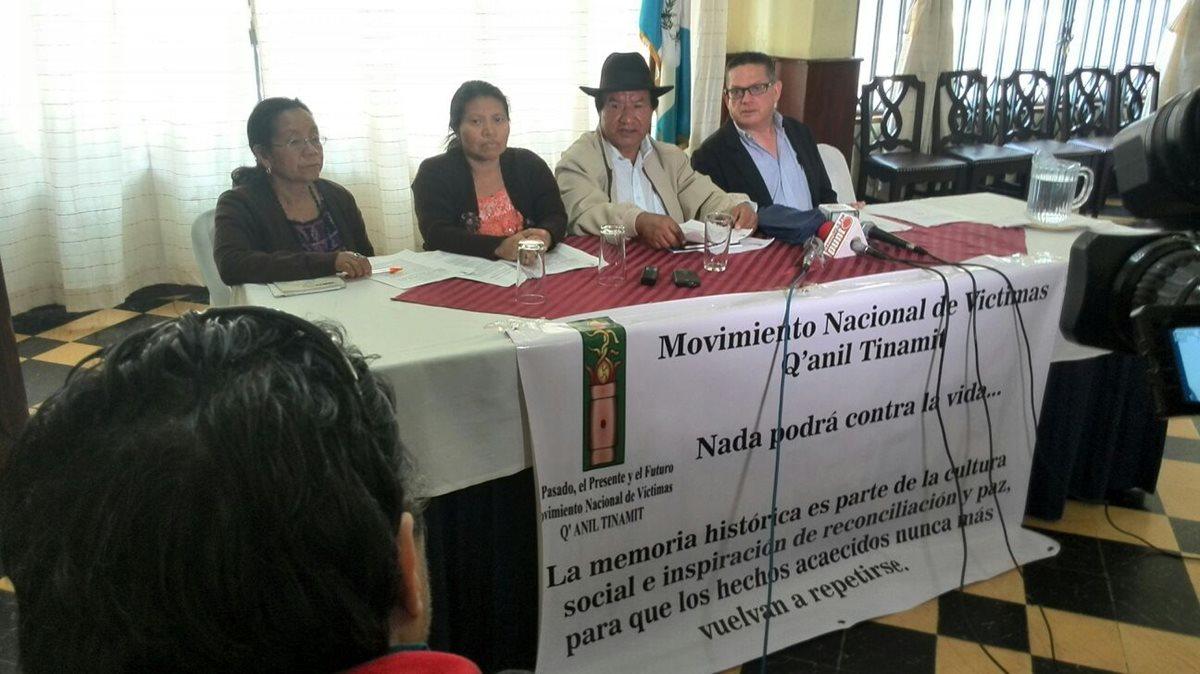 Víctimas del conflicto armado critican manejo del actual PNR