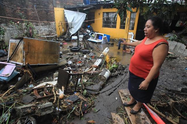 Vecinos de la colonia Guajitos temen otra tragedia