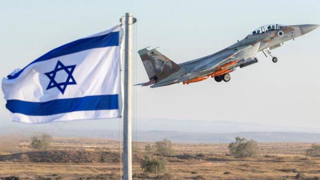 La mayor parte de la ayuda estadounidense a Israel es militar. AFP