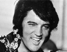 Elvis Presley nació el 8 de enero de 1935 y murió el 16 de agosto de 1977. (GETTY IMAGES)