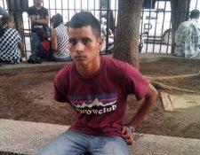 Guillermo Salvador Juárez habría abusado de un menor en El Progreso. (Foto Prensa Libre: PNC).