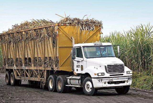 La mayoría de ingenios azucareros en el país se encuentra en la costa sur del país. (Foto, Prensa Libre: Hemeroteca PL).