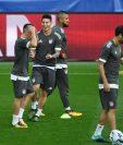 James Rodríguez se vinculó al Bayern Múnich esta temporada. (Foto Prensa Libre: AFP)