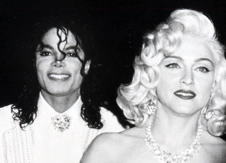 Según reveló Madonna en su participación en el Carpool Karaoke de James Corden, ella y Michael Jackson eran buenos amigos. GETTY IMAGES