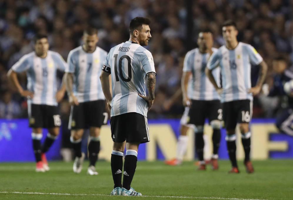 Argentina confía que Messi los lleve a ganar el título en la Copa del Mundo de Rusia 2018. (Foto Hemeroteca PL).
