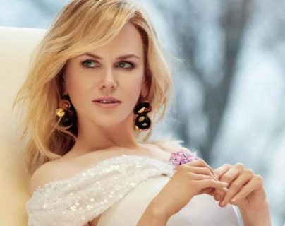 La actriz australiana Nicole Kidman dice que haber estado casada con Tom Cruise evitó que fuera víctima de acoso sexual. (Foto Prensa Libre: HemerotecaPL)