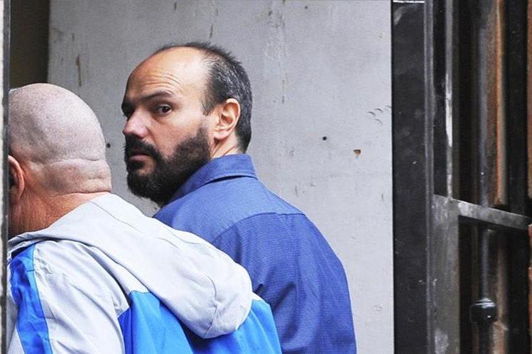 Diego Dougherty Novella está detenido desde 2015 en Sudáfrica acusado del asesinato de Gabriela Alban. (Foto: Hemeroteca PL)