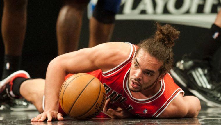 Noah jugó con los Chicago Bulls hace unos años atrás. (Foto Prensa Libre: AFP)