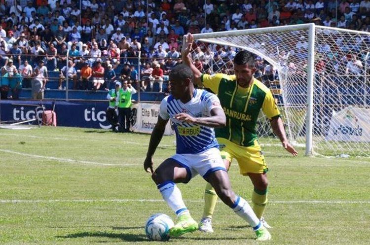 Contra Deportivo Petapa los venados sucumbieron en casa. (Foto Prensa Libre: Hemeroteca PL)