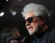 Pedro Almodóvar es uno de los cineastas españoles más reconocidos. (Foto Prensa Libre: AFP)