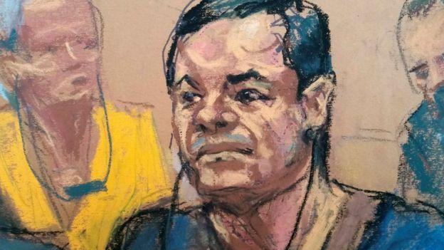 En enero Guzmán fue extraditado a Estados Unidos, país que lo acusa de haber encabezado el cartel de Sinaloa entre 1989 y 2014. REUTERS