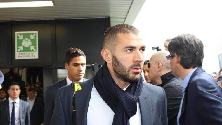 Benzemá es un jugador importante en el ataque del Real Madrid. (Foto Prensa Libre: EFE)