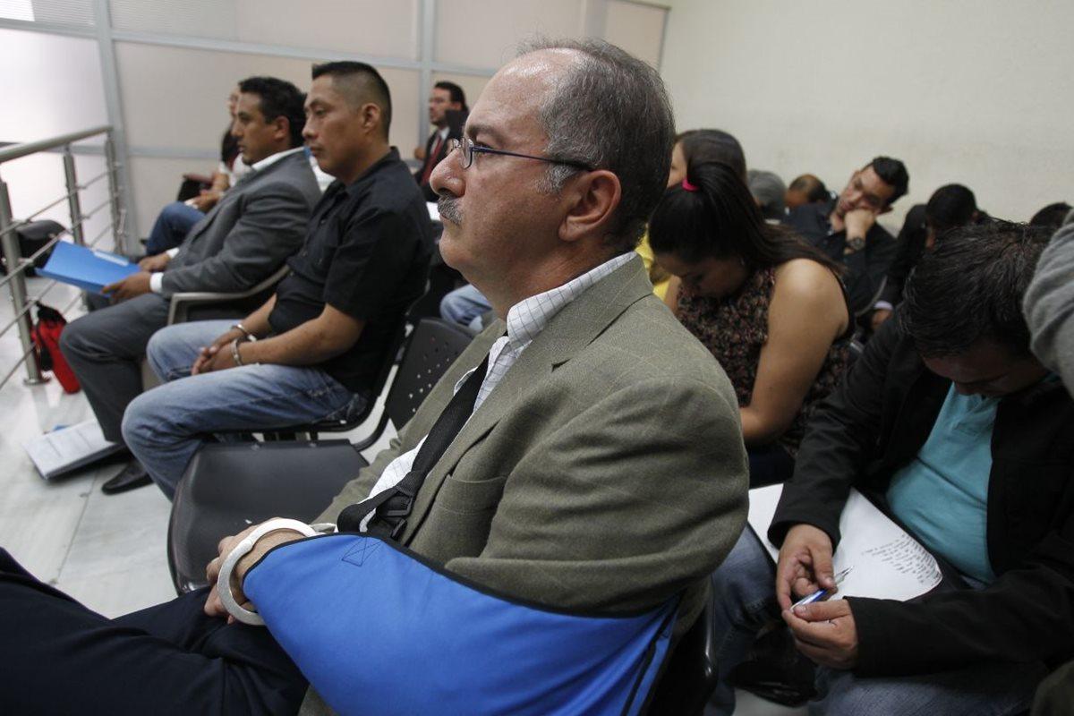 Pedro Muadi va a juicio por plazas fantasma en el Congreso