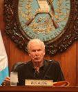 Arzú no acudió a la primera citación que envió la jueza pesquisidora. (Foto Prensa Libre: Hemeroteca PL)