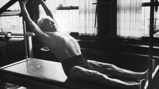 Pilates creó su metodología como una manera de controlar el cuerpo. GETTY IMAGES