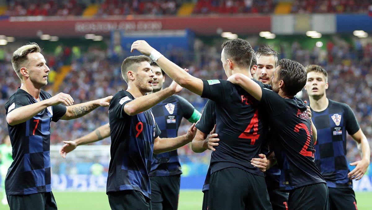Croacia clasifica a octavos en primer lugar y jugará contra Dinamarca