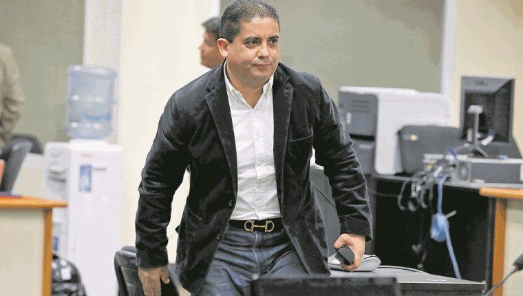 Juan Carlos Monzón está en libertad desde el 15 de junio. (Foto Prensa Libre: Hemeroteca PL)