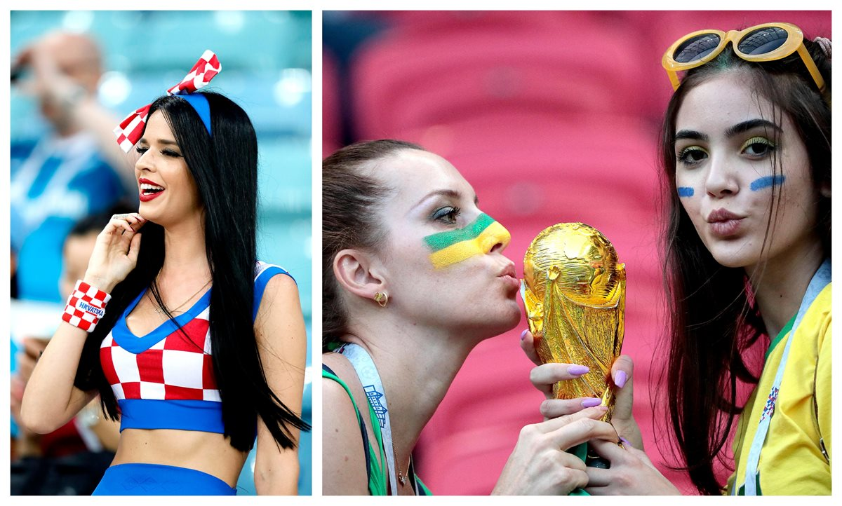 La Fifa pide a televisoras no enfocar a mujeres durante los partidos