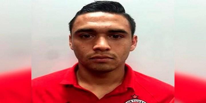 El jugador Daniel Gómez fue detenido en Estados Unidos el 5 de abril recién pasado. (Foto Prensa Libre: Twitter)
