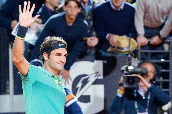 Roger Federer jugará la final ante Djokovic (Foto Prensa Libre:EFE)