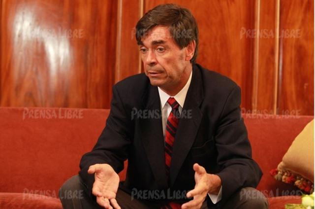 El empresario español Ángel Pérez-Maura no será extraditado. (Foto Prensa Libre: Hemeroteca PL)