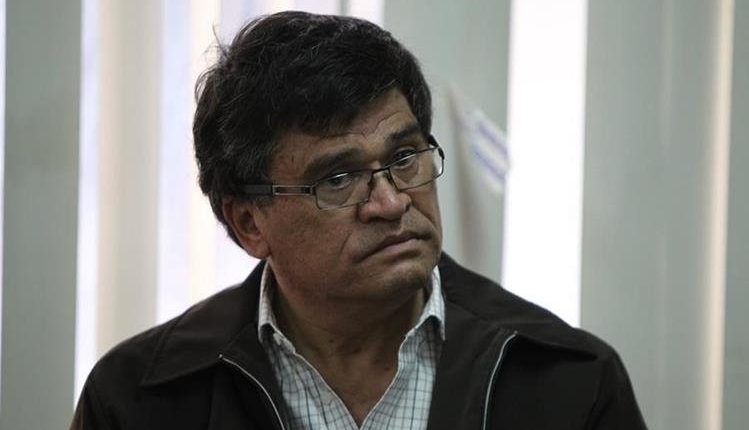 El exalcalde de Chinautla, Arnoldo Medrano, enfrenta casos de corrupción en la Municipalidad de Chinautla. (Foto HemerotecaPL)