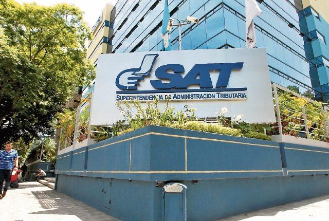 La SAT cerró el 2017 con una brecha de recaudación de Q1 mil 286 millones. (Foto Prensa Libre: Hemeroteca PL)