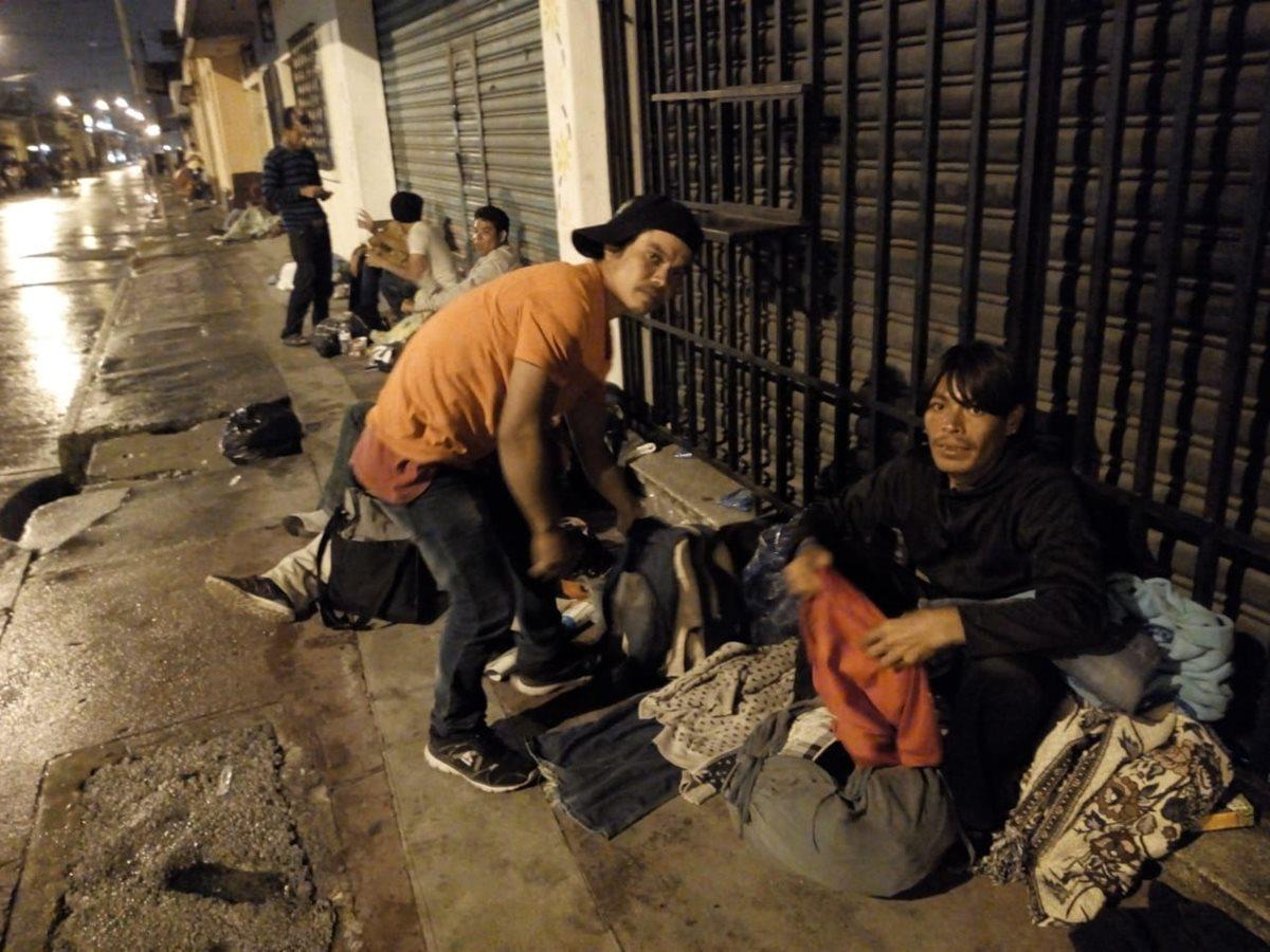 Foto Prensa Libre: Óscar Rivas