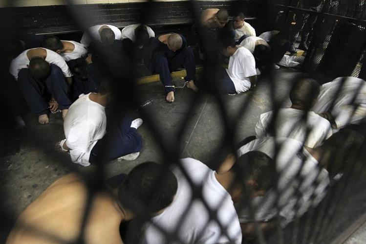 Al menos 284 integrantes de pandillas en Guatemala han sido imputados. (Foto HemerotecaPL)